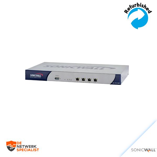 SonicWall SSL VPN 2000 - VPN Gateway Unlimited Users 01-SSC-5995