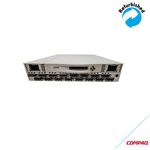 HP / Compaq STORAGEWORKS SAN SWITCH 158223-B21