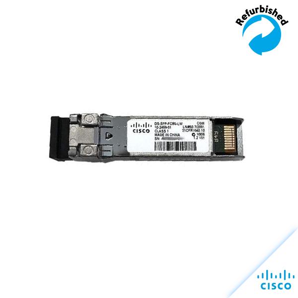 Cisco DS-SFP-FC8G-LW 8 Gbps Fibre Channel LW SFP+, LC 10-2459-01