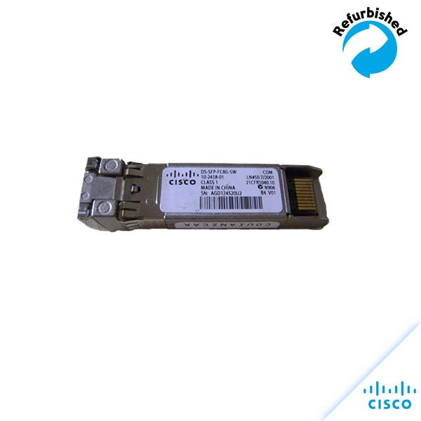 Cisco DS-SFP-FC8G-ER 8 Gbps Fibre Channel 10-2547-01