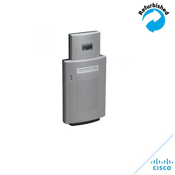 Cisco AIR-AP1121G-E-K9 802.11g AP. Single MPCI Radio