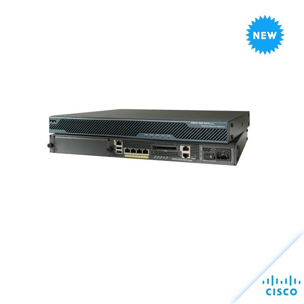 Cisco ASA 5510 /w Security Plus license, 100 VLAN ASA5510