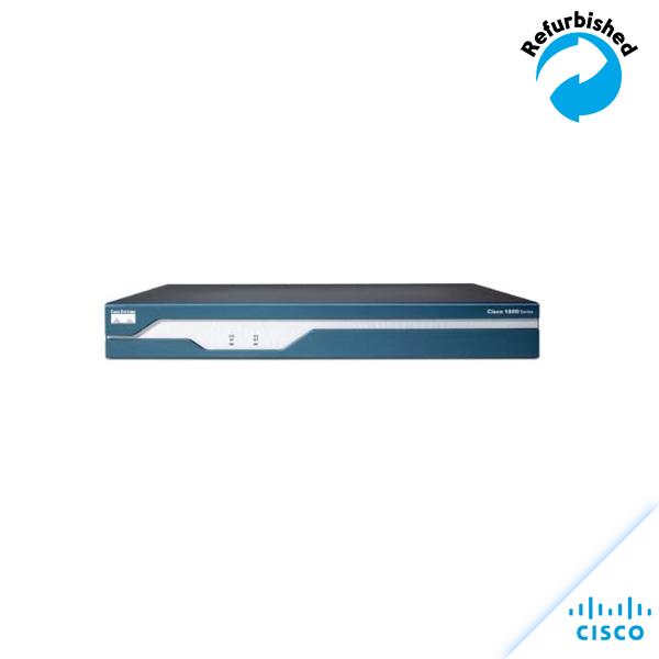 Cisco 1841 Bundle w/AIM-VPN/SSL-1,Adv. IP Svcs,10 SSL lic,64F/256D
