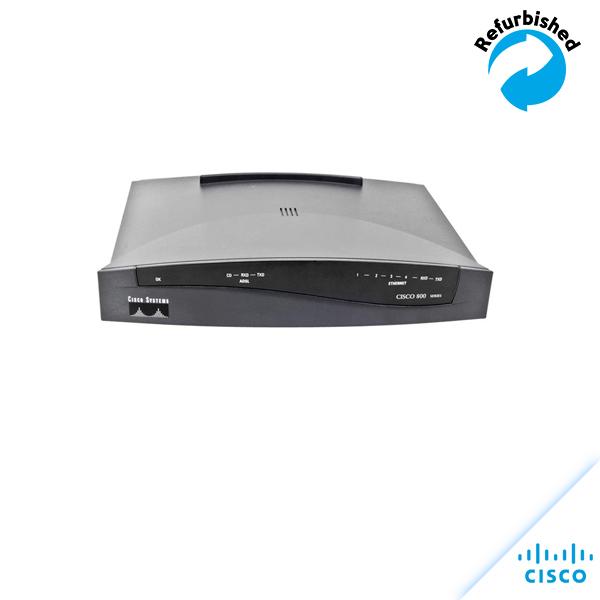 Cisco SOHO 97 ADSL Secure Broadband Router CISCOSOHO97-K9