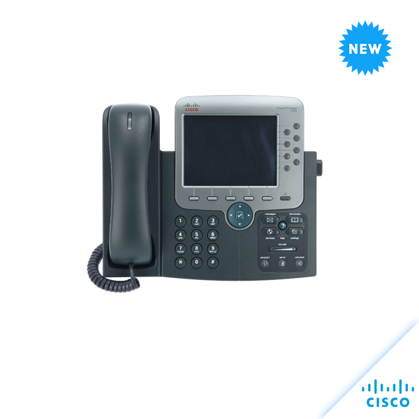 Cisco Unified IP Phone 7975G CP-7975G CP-7975G-OB
