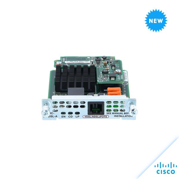 Cisco Multi Mode VDSL2/ADSL/2/2+ EHWIC Annex A EHWIC-VA-DSL-A