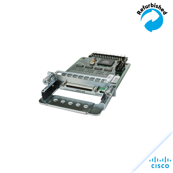 Cisco 8-Port Async HWIC HWIC-8A