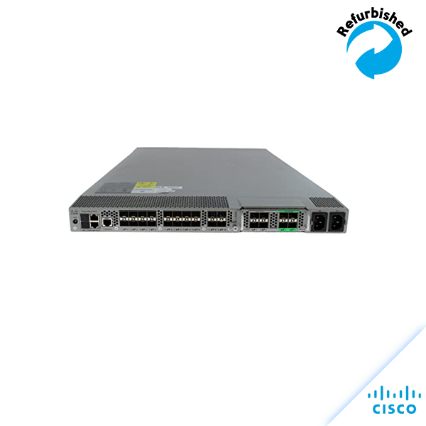 Cisco Nexus 5000 1RU Chassis 2xPS, 2x Fan Modules, N5K-C5010P-BF