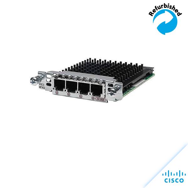 Cisco VIC2-4FXO - 4 Port VIC - VIC2-4FXO