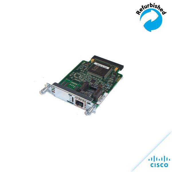 Cisco 1-Port E1 Multiflex Voice/WAN Interface Card VWIC-1MFT-E1