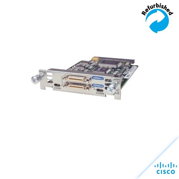 Cisco 2-Port Async/Sync Serial WAN Interface Card WIC-2A/S