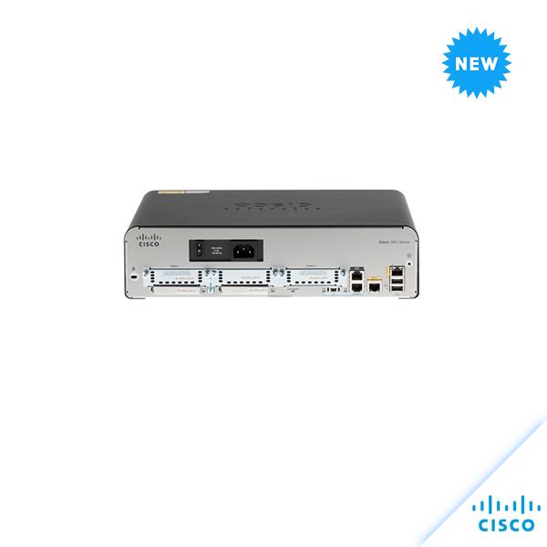 Cisco1941-SEC/K9 Security Bundle w/SEC license PAK sealed CISCO1941-SEC/K9-S