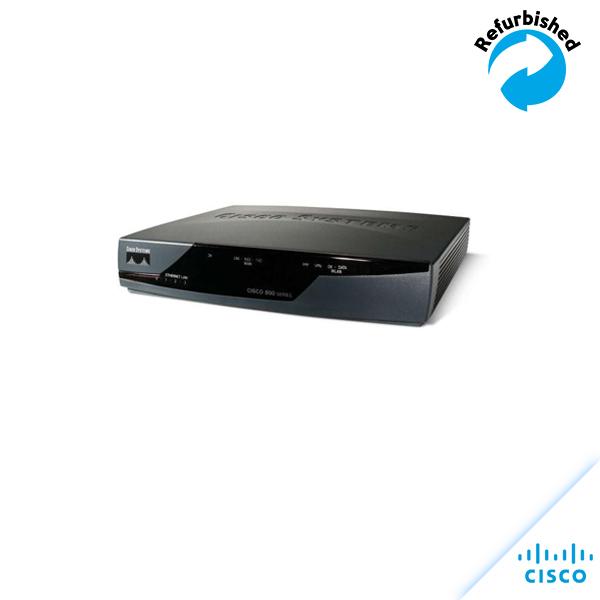 Cisco 827H ADSL router 1E,1ADSL /wo PSU CISCO827H