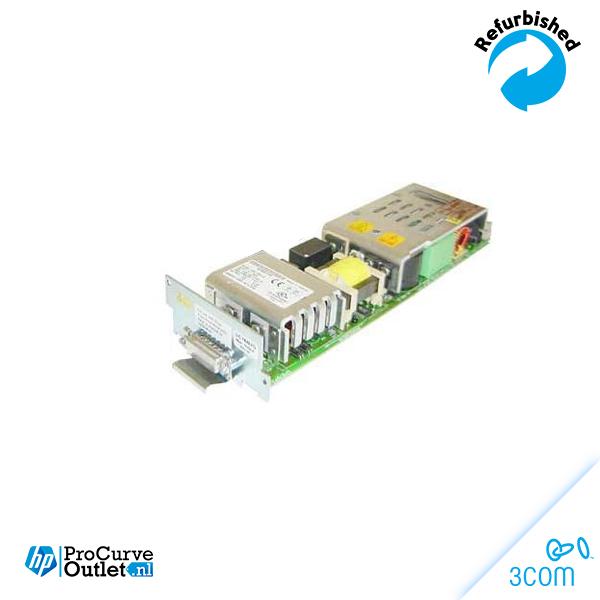 3Com Superstack3 advanced RPS chassis Bundle/W 2x 3C16075 3C16071B