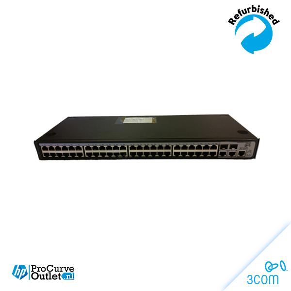 3Com® Baseline Switch 2250 Plus Switch 48-Port 3CBLSF50