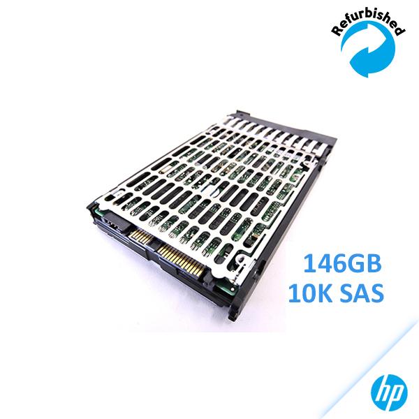 HP 146GB 2.5-inch SFF SAS 6Gb/s 10K RPM DG0146ABAB4