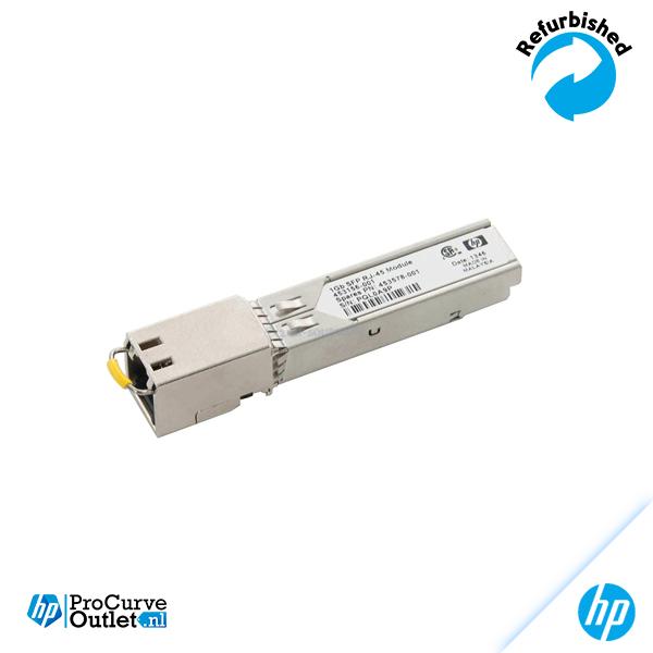 HP 1Gb SFP RJ-45 Transiever 453156-001