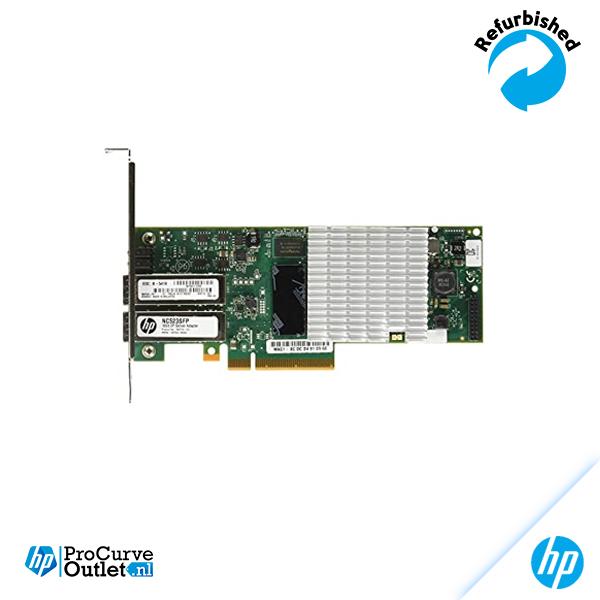 HP NC523SFP 10GB 2-PORT Server Adapter 593715-001