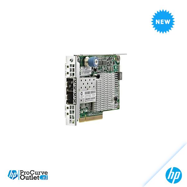 HP 530FLR SFP+ 10Gb DUAL port FLEXIBLELOM Ethernet Adapter 647581-B21