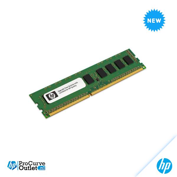 HPE 8GB (1x8GB) Dual Rank x8 PC3-12800E (DDR3-1600) Unbuffered CAS-11 Memory Kit