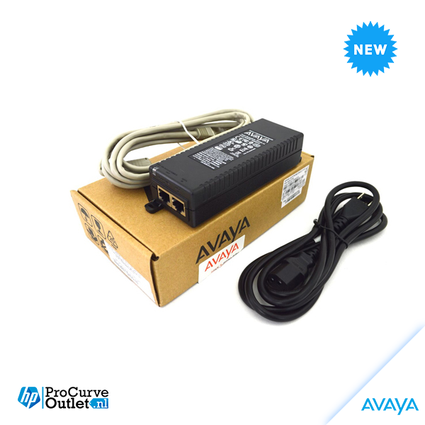 AVAYA SPPOE-1A SINGLE PORT POE INJECTOR