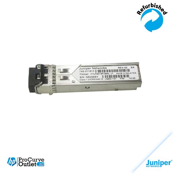 Juniper Networks 1000BASE-SX SFP Transceiver 740-011613