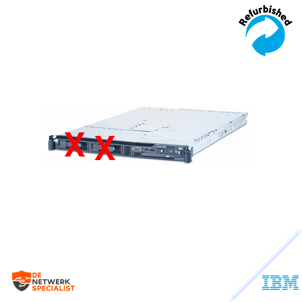 IBM eServer System x3550 server 2 GHz Intel® Xeo 7978KEG