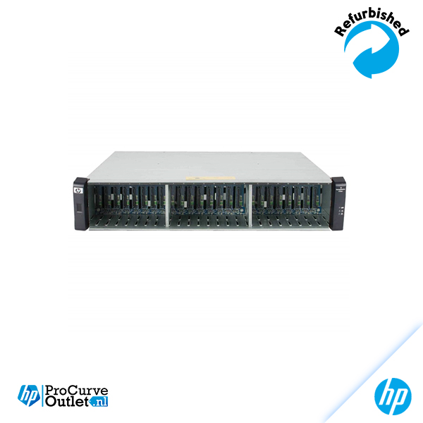 Bundle: HP P2000 G3 CTO 6G SFF Modular Smart Array Chassis 582939-001