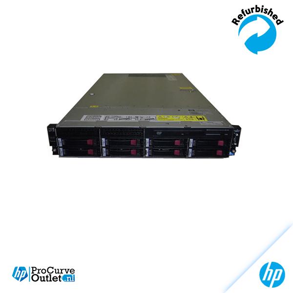HP StorageWorks P4300 G2 7.2TB SAS Starter SAN Solution BK716A