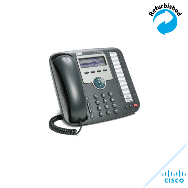 Cisco Unified IP Phone 7931G with stand CP-7931G-W