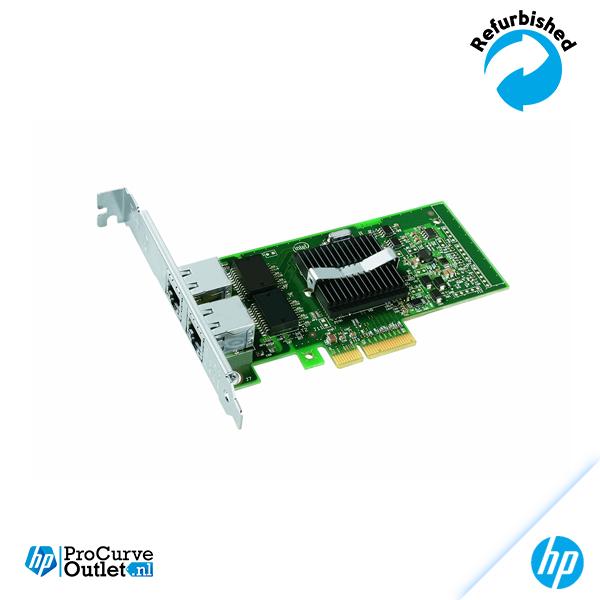 Intel® PRO/1000 PT Dual Port Server Adapter D33682
