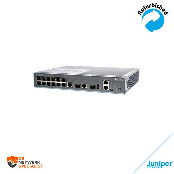 Juniper EX2200 12xGb,2xSFP/T Gb EX2200-C-12T-2G
