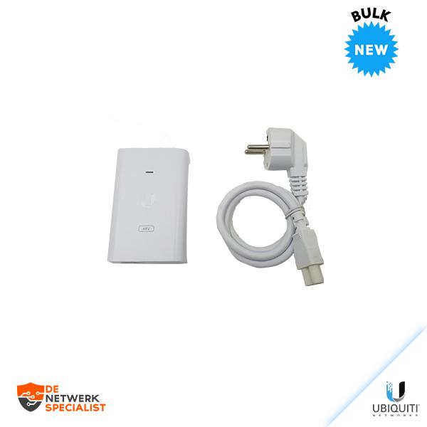 Ubiquiti Networks 48v 0.5a Gigabit PoE Adapter Wit GP-H480-050G