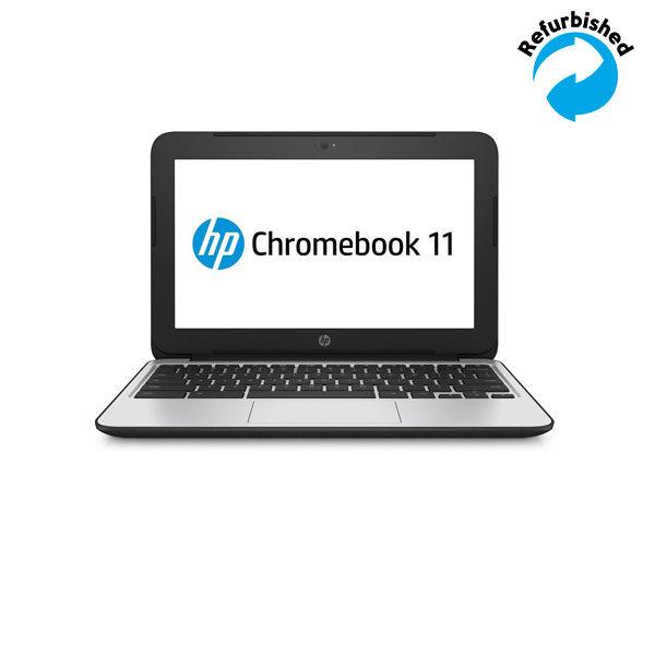 HP Chromebook 11 G3 WiFi + G4 incl lader