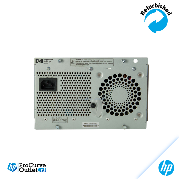 HP ProCurve gl/xl/vl Switch Redundant PowerSupply J4839A