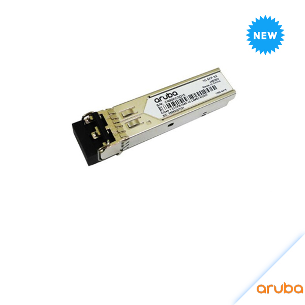 Aruba X121 1G SFP LC SX Transceiver J4858D