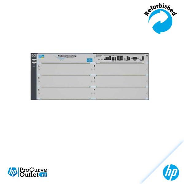 HP ProCurve 5406 zl Switch chassis J8697A 882780417793