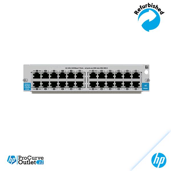 HP ProCurve vl 24-Port 10/100-TX Module J8765B 884420047704