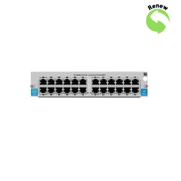 HP ProCurve vl 24-Port Gigabit Module J8768AR 0808736870764