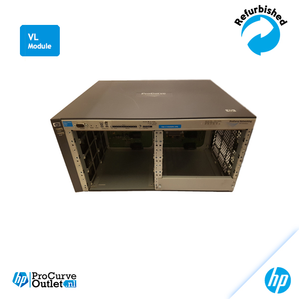 HP ProCurve vl Switch chassis 4208 J8773A 882780214392