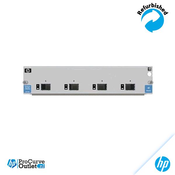 HP ProCurve vl 4p MiniGBIC Module J8776A 882780272538
