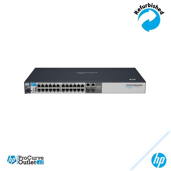 HP ProCurve 2510-24 24x10/100 Switch J9019B 883585572052