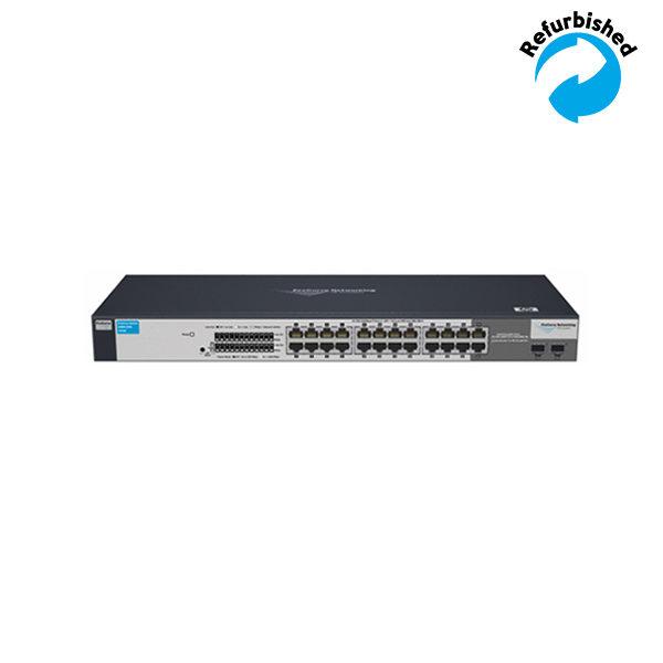 HP ProCurve 1800-24G 24x10/100x1000 Switch J9028A 606449087970