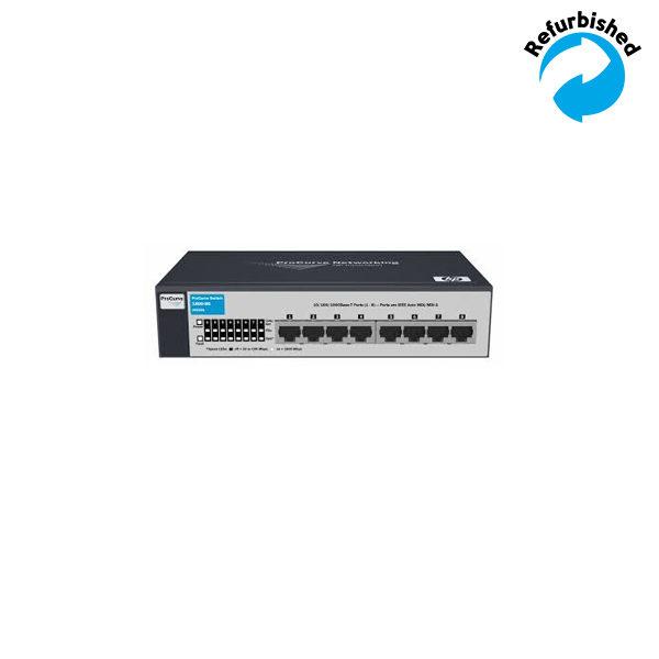 HP ProCurve 1400-8G Gigabit Switch J9077A 5704327891192