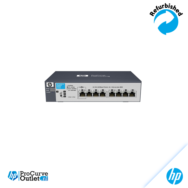 HP ProCurve 1400-8 8x10/100 Switch J9079A 882780980013