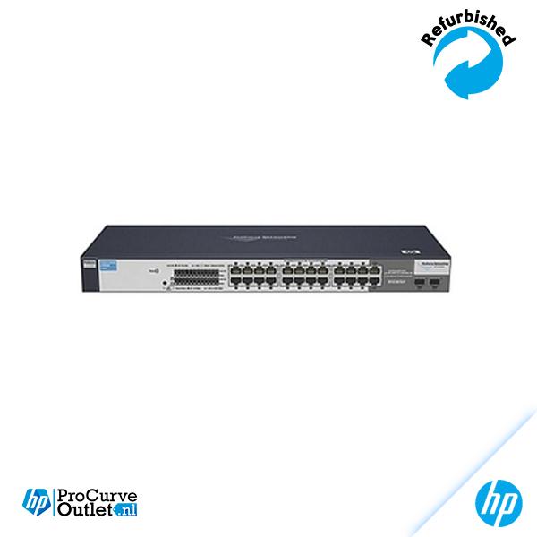 HP ProCurve 1700-24 24x10/100 Switch J9080A 882780979772