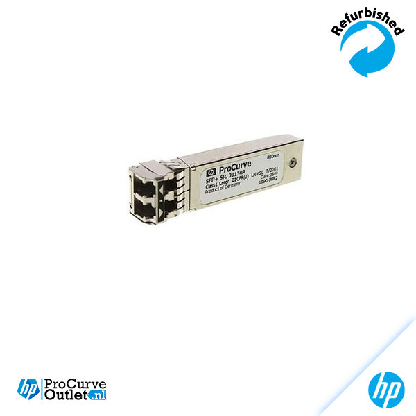 HPE 10G SFP+ LC SR Transceiver J9150A 8716065011999