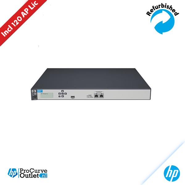 HP MSM760 Premium Mobility Controller Series w/120 Lic J9420A