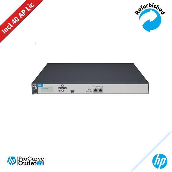 HP MSM760 Controller Series w/40 Lic J9421A 884962102855