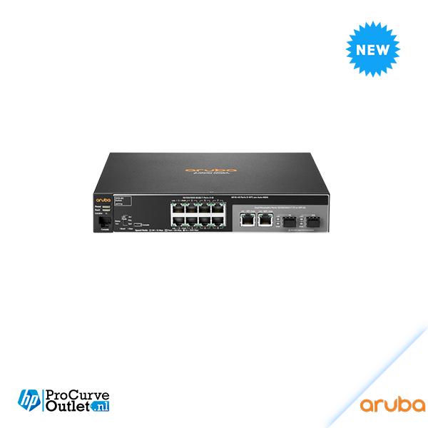 Aruba 2530 8G Switch J9770A
